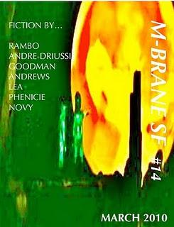 M-Brane 14 Cover