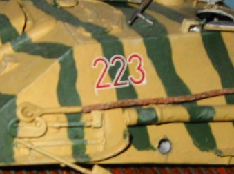 Tank Numbers